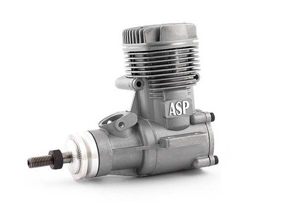 ASP S46AII Tweetakt Glow Engine