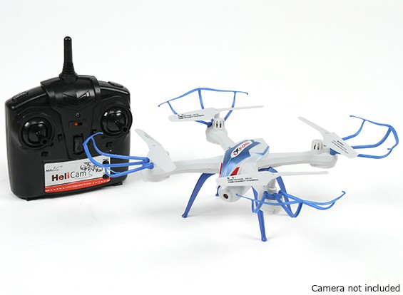 Runqia Toys RQ77-10 Explorer Drone (Mode 2)