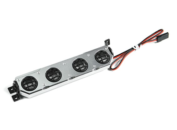 LED Dak / Bumper Light Bar Type 2