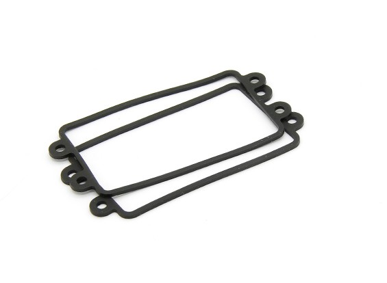 Seal Sheet (2 stuks) - Basher Rocksta 1/24 4WS Mini Rock Crawler