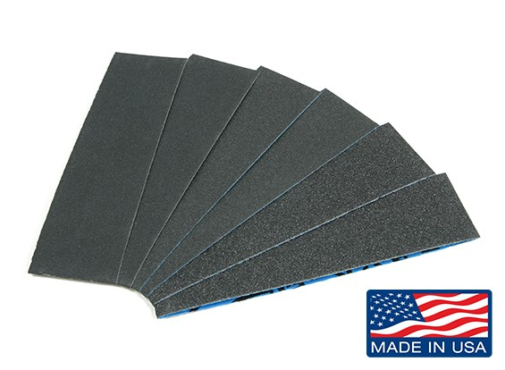 "Zona 1 1/2 ""Wide Diverse Schuren Strip Pack voor Finger Sander"