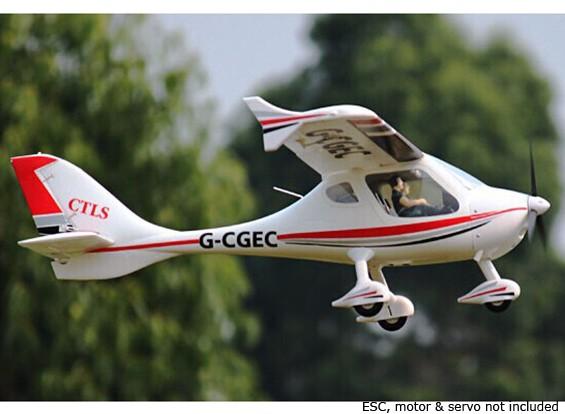 Flight Ontwerp CTLS Ultra-Light 1200mm EPO (ARF)