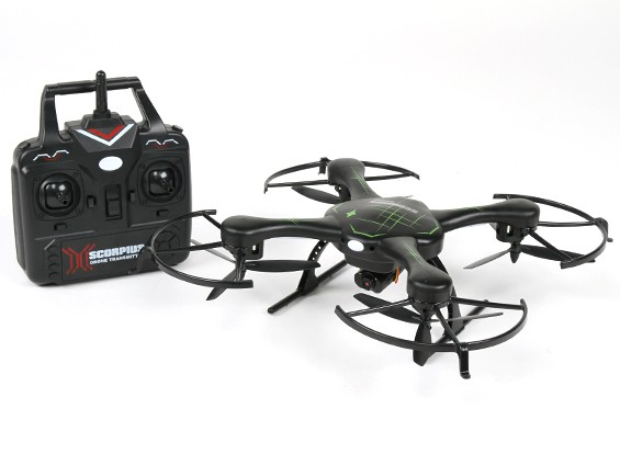 BINNENKORT - FQ777-955C Mini Quadcopter (RTF)