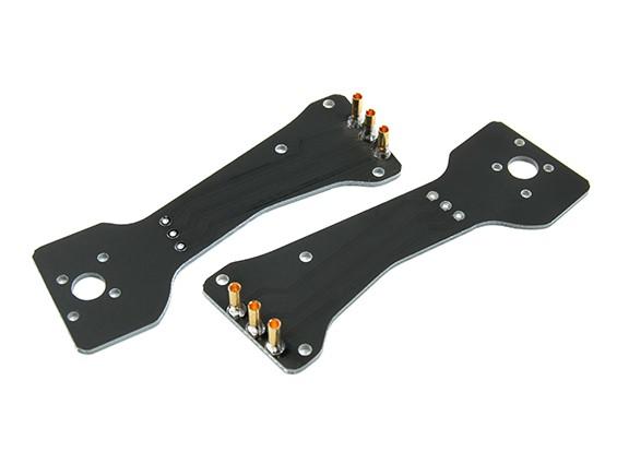 Jumper 218 Pro onderarmen met ESC Connections (2 stuks)