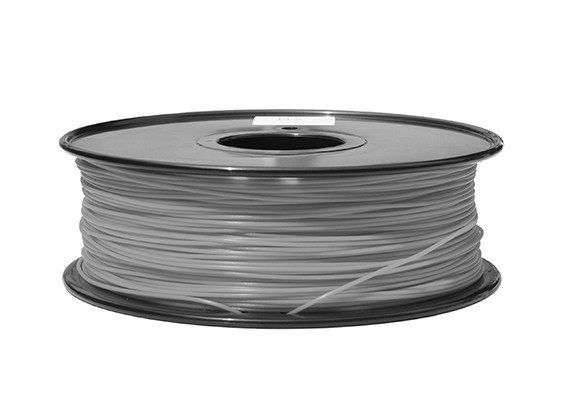 HobbyKing 3D-printer Filament 1.75mm ABS 1KG Spool (Grey P.430C)