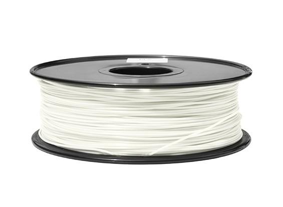 HobbyKing 3D-printer Filament 1.75mm ABS 1KG Spool (Glow in the Dark - Green)