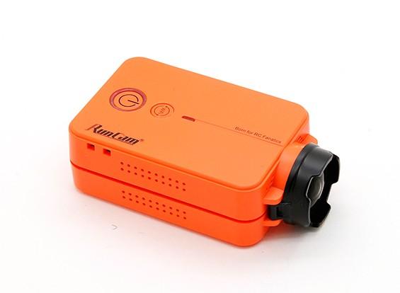 RunCam2 FULL HD 1440P 4 MP 120 graden FPV Camera w / WiFi (Orange)