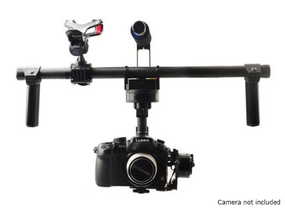 HG3D 3-Axis Handheld & Aerial Stabilizer Gimbal