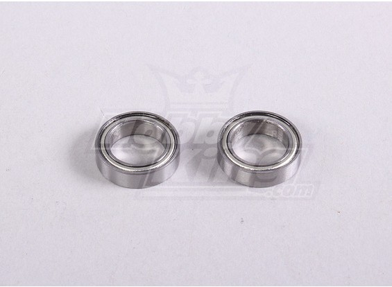 Ball Bearing 10x15x4 (2 stuks / Bag) - A2016T, A2030, A2031, A2032 en A2033