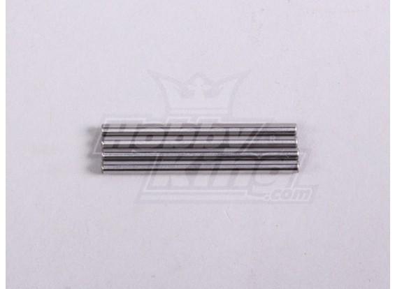 Pin voor Upper Susp. Arm (4 stuks / Bag) - A2016T