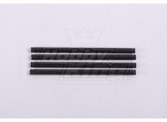 Pin voor Lower Susp. Arm (4 stuks) - A2016T