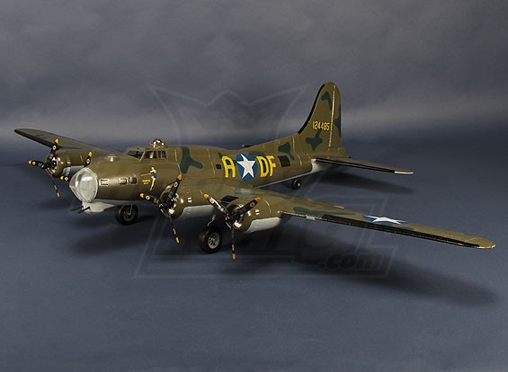 B-17G Flying Fortress EPO (PNF)