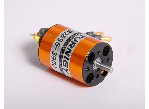 HXT 2835 (380S) 3900kv borstelloze Inrunner