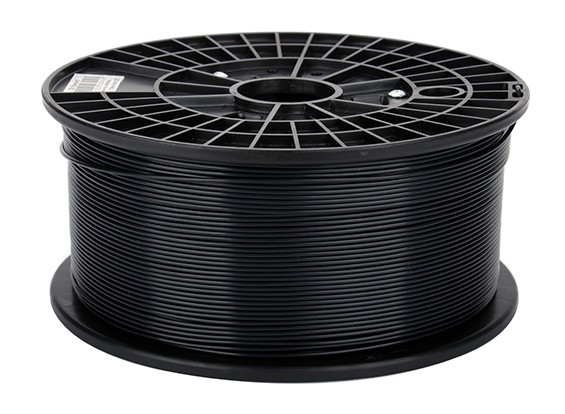 CoLiDo 3D-printer Filament 1.75mm PLA 1KG Spool (zwart)