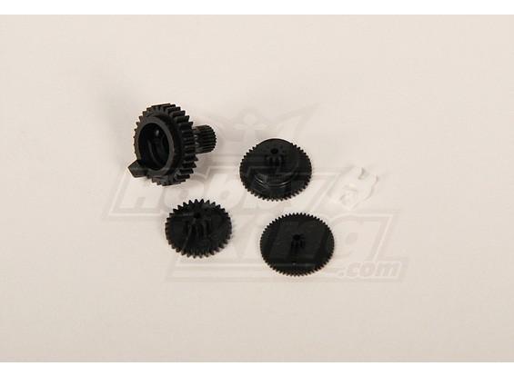 Plastic Gears voor BMS-410STD