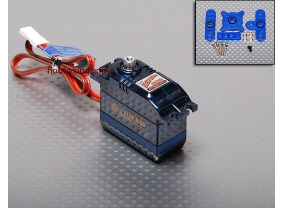 BMS-661DMG + HS Super Fast Digital Servo (MG) 6.4kg / .08sec / 46.5g