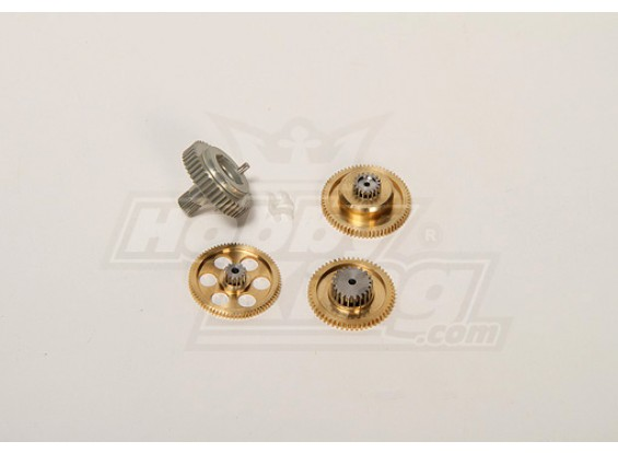 BMS-20502 Metal Gears voor BMS-L530 Series & BMS-L560DMG + HS