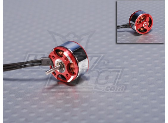 C05M Micro borstelloze outrunner 11000kv (Suits E-Flight Blade MCPX)