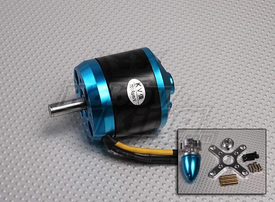 C5055-700kv borstelloze Outrunner Motor