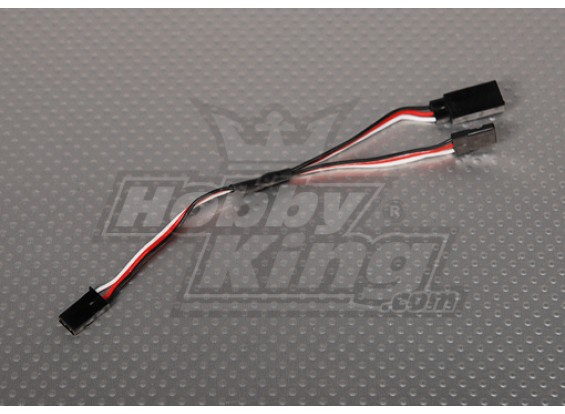 Aangepaste Y-kabel voor Throttle Logging (CAB-Y-1)