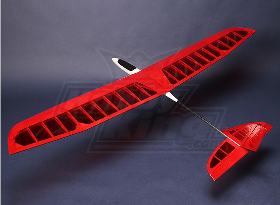 Canary SQ Glasvezel en Balsa / Ply Glider KIT