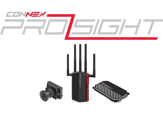 CONNEX ™ ProSight HD Vision Pack voor FPV EU Version