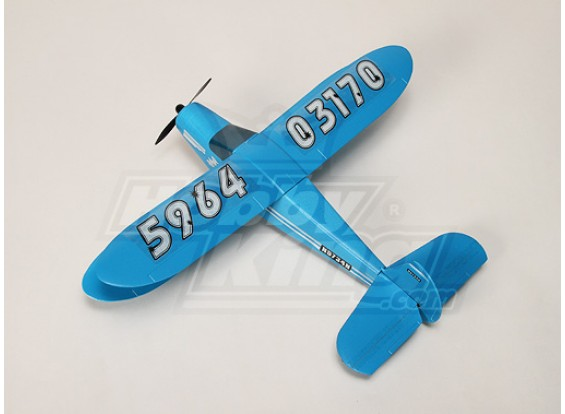 Micro D-17 RTF w / 5A Brushless (Plug-n-Fly)