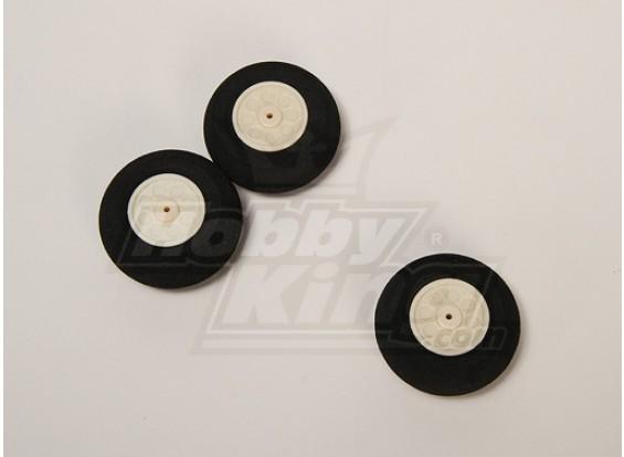 Super Light Wheel D45xH18.5 (3pcs / bag)