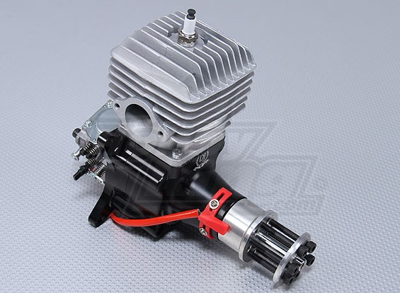 DJ-80cc Gas engine w / CD-Ignition 8.2HP