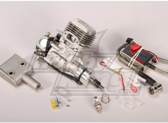 DLE20 Gas (benzine) Motor 2.5HP (14 ~ 17 inch Prop)