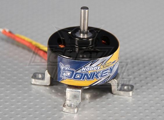 HobbyKing Donkey ST3007-1100kv borstelloze motor