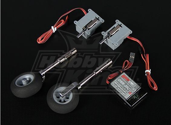 DSR-30BS Electric Retract Set - modellen tot 1,8 kg