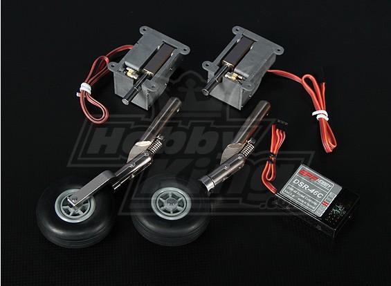 DSR-46BL Electric Retract Set - Models tot 3.6kg
