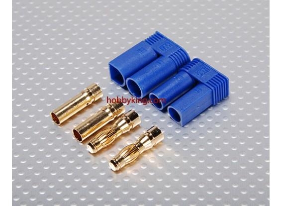 EC5 5mm Connector (paar)