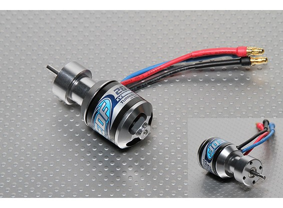 Turnigy 2610 EDF Outrunner 4500kv voor 55 / 64mm