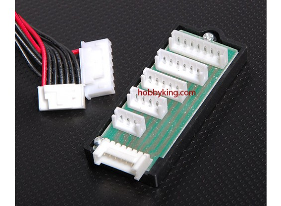 EH Adapter Coversion Board W / Polyquest Charger plug