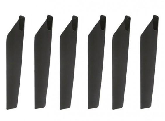 EK1-0312 Plastic bladen (4) voor Co-Ax