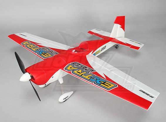 Hobbyking Extra 260 3D EPO Rood (PNF)