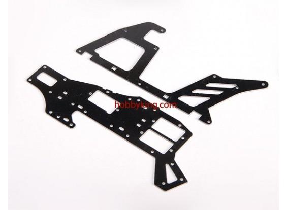 Part # F011U Glasvezel Frame Upgrade (HK450)