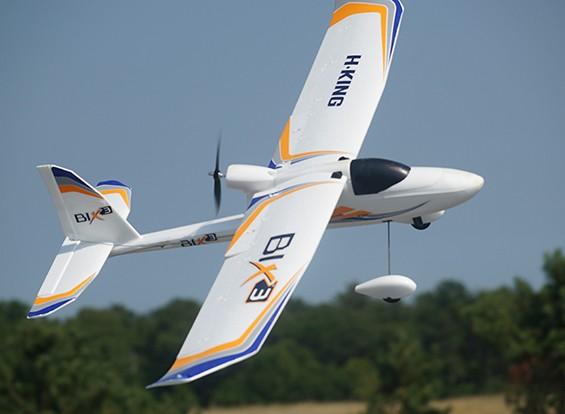 HobbyKing ™ Bix3 Trainer / FPV EPO 1550mm Mode 2 (Ready-To-Fly)