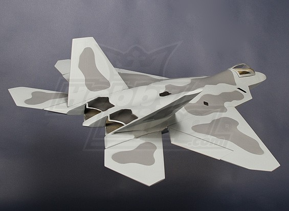 Twin 70mm Glasvezel EDF Jet (ARF)