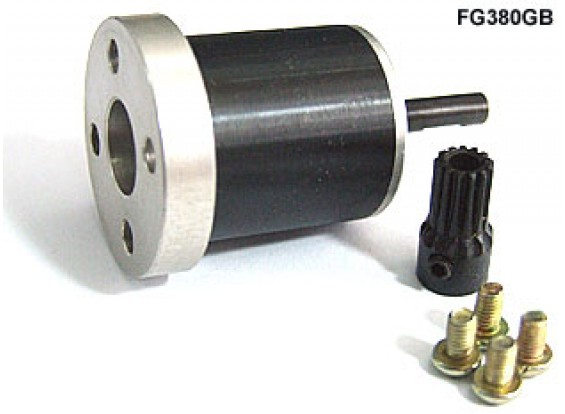Feigao 380 Size Planitary Gearbox 4.4: 1