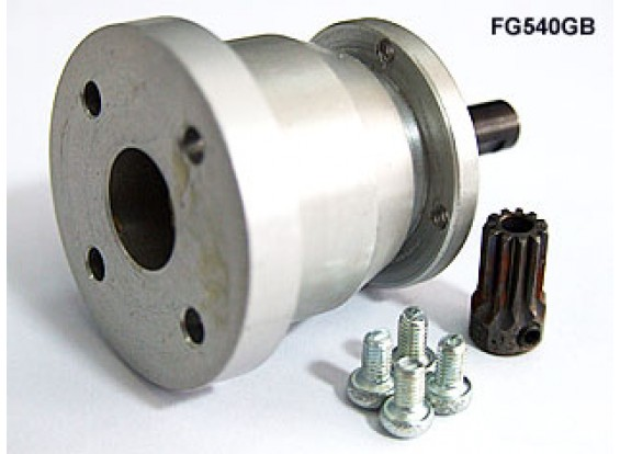 Feigao 540 Size Planitary Gearbox 5.2: 1