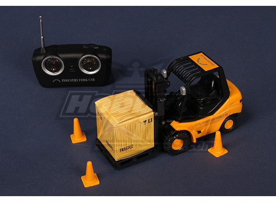 Fun RC Mini Fork Lift plug & play
