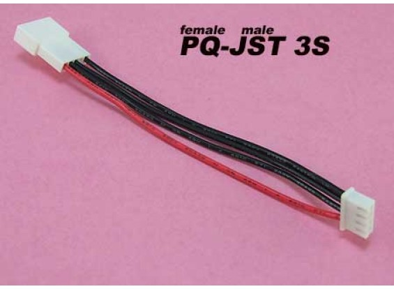 Vrouw Polyquest - Male JST 3S