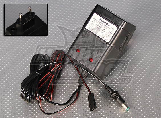 Futaba 230 Volt AC Battery Charger