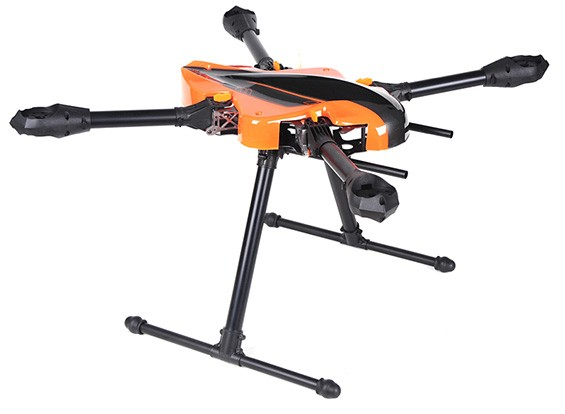 KongCopter FQ700 Opvouwbare Quad-Copter (KIT)