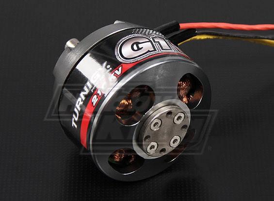Turnigy G110 borstelloze Outrunner 210kv (1,10 Glow)