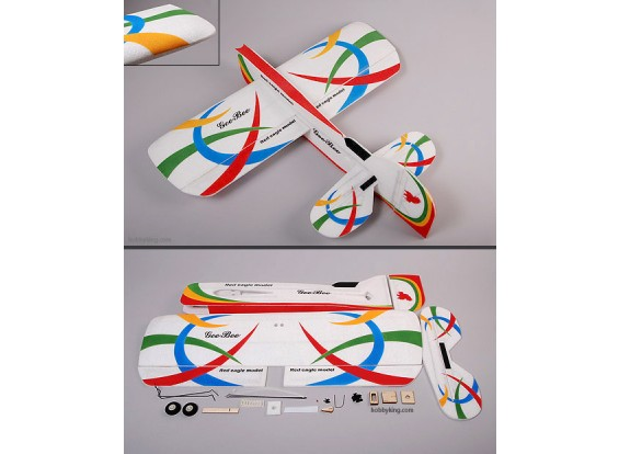 GeeBee EPP 3D Air Plane Model (Unbreakable)