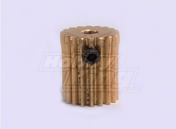 Vervanging Pinion Gear 3mm - 18T